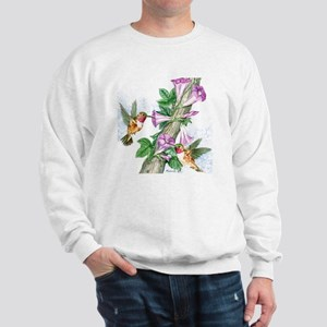 Humming Birds - Tile Sweatshirt