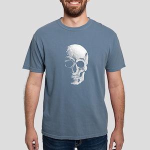 chalk skull sketch T-Shirt