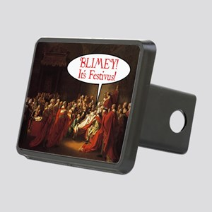 house_of_lords Rectangular Hitch Cover