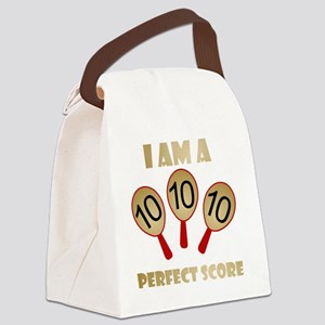 2-Designs-DWTS006 Canvas Lunch Bag