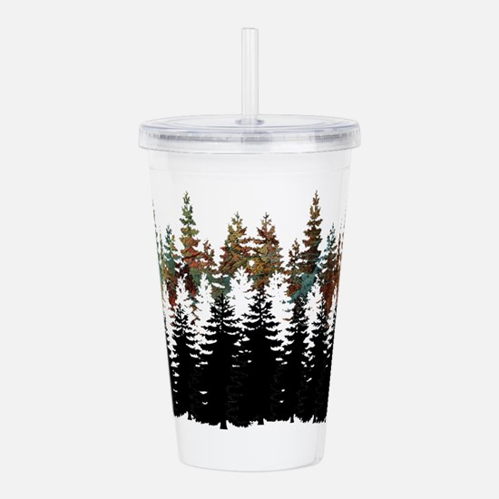 THIS HUE Acrylic Double-wall Tumbler