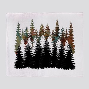 THIS HUE Throw Blanket