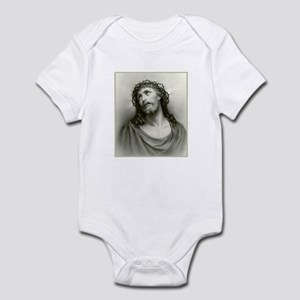Portrait of Jesus Infant Bodysuit