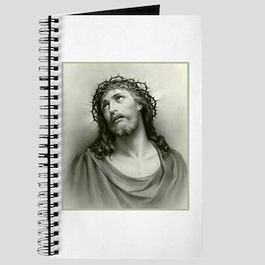 Portrait of Jesus Journal