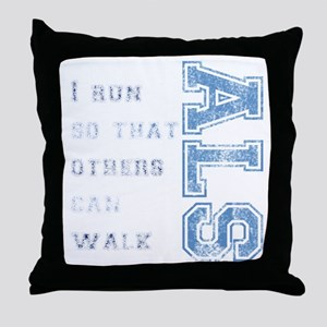 alsback Throw Pillow