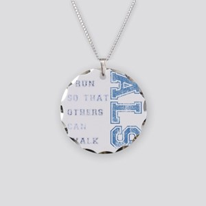 alsback Necklace Circle Charm