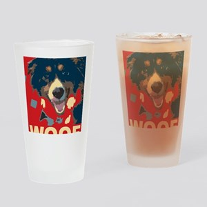 woof Drinking Glass