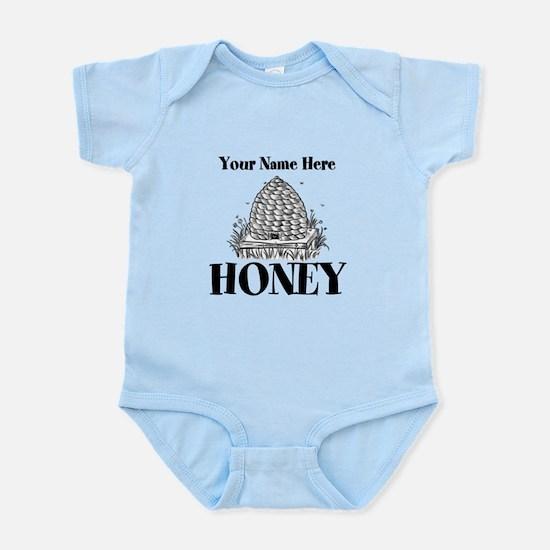 Vintage Honey Body Suit