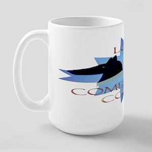 Colors Large Mug