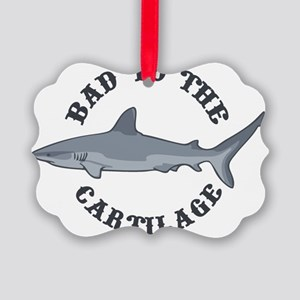 bad-to-cartilage-LTT Picture Ornament