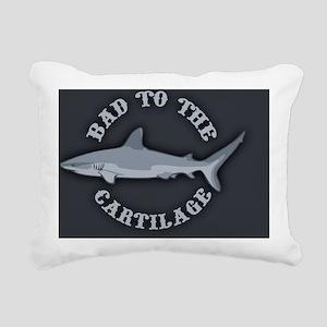 bad-to-cartilage-OV Rectangular Canvas Pillow