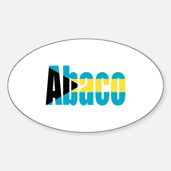 Abaco Bahamas Decal
