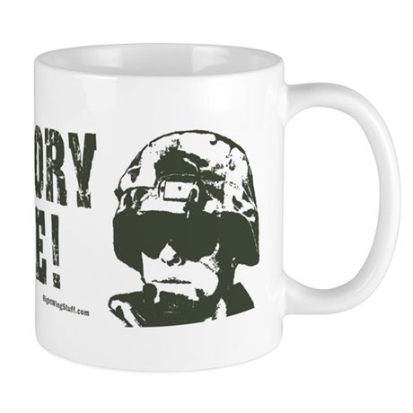 Give Victory A Chance! Mug