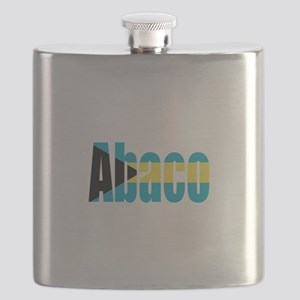 Abaco Bahamas Flask