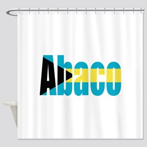 Abaco Bahamas Shower Curtain