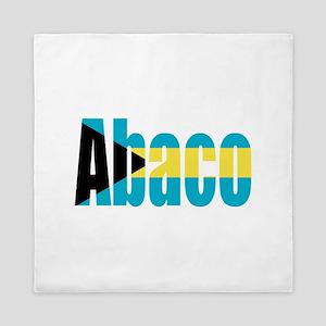Abaco Bahamas Queen Duvet