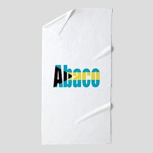 Abaco Bahamas Beach Towel