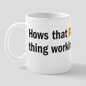 FringeyWackoSticker Mug