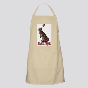 Eat Me! Chocolate Easter Bunny BBQ Apron