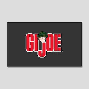 GI Joe Logo 20x12 Wall Decal