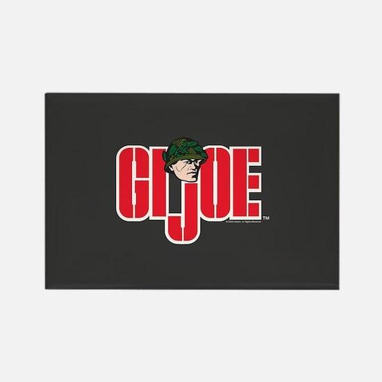GI Joe Logo Rectangle Magnet