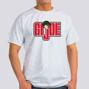 GI Joe Logo Light T-Shirt