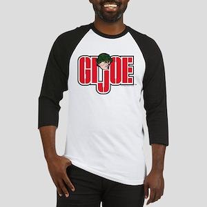 GI Joe Logo Baseball Tee