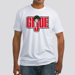 GI Joe Logo Fitted T-Shirt