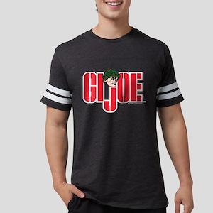 GI Joe Logo Mens Football Shirt