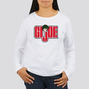 GI Joe Logo Women's Long Sleeve T-Shirt