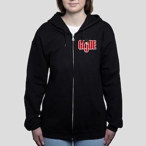 GI Joe Logo Women's Zip Hoodie