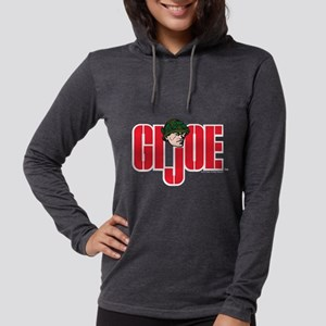 GI Joe Logo Womens Hooded Shirt