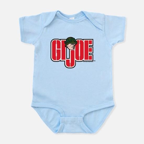 GI Joe Logo Baby Light Bodysuit