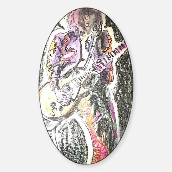 jimmy Sticker (Oval)