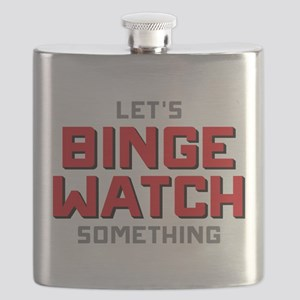 Let's Binge Watch Something Flask