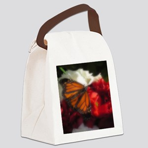 Dream Print Canvas Lunch Bag