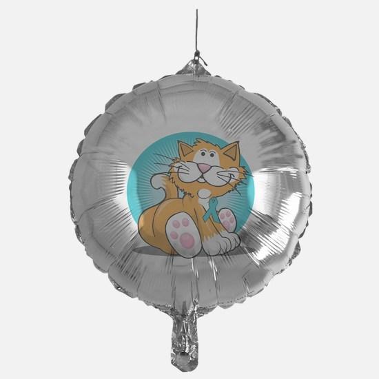 PCOS-Cat-blk Balloon