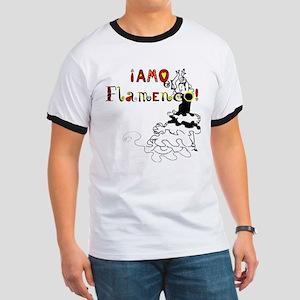 Amo el Flamenco, Ringer T