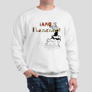 Amo el Flamenco, Sweatshirt