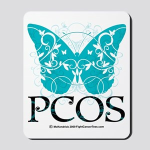 PCOS-Butterfly Mousepad