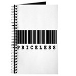 Priceless Barcode Design Journal