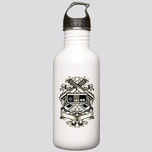 Retro Gamer Stainless Water Bottle 1.0L