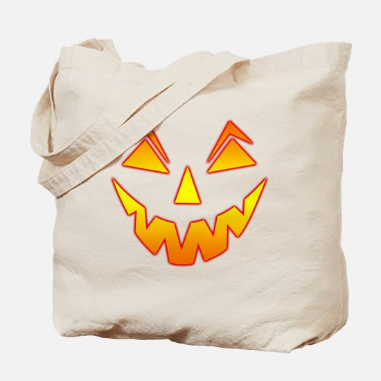 JackoFace 5 Tote Bag