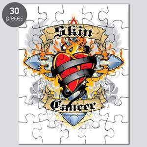 Skin-Cancer-Cross--Heart Puzzle