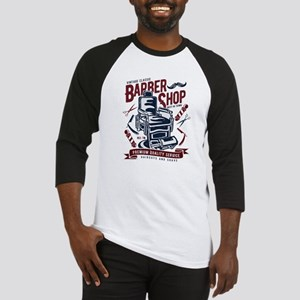 Barber Shop Baseball Jersey