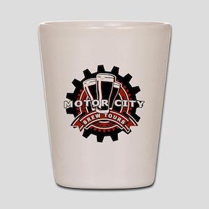 MCBT - Logo Shot Glass