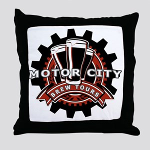 MCBT - Logo Throw Pillow