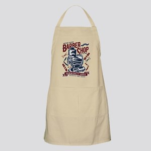 Barber Shop Light Apron