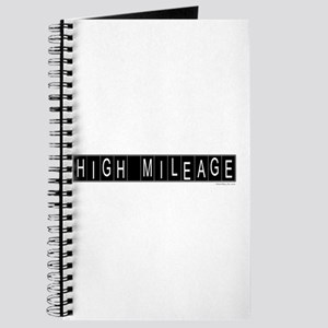 High Mileage Journal