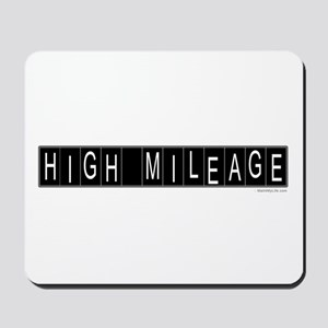 High Mileage Mousepad